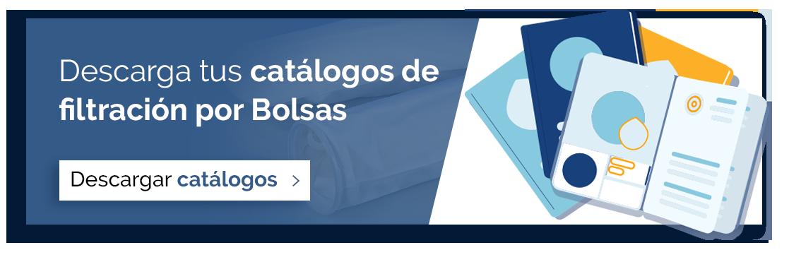 catalogos de filtracion por bolsas
