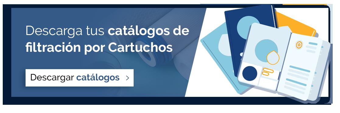 catalogos de filtración por cartuchos