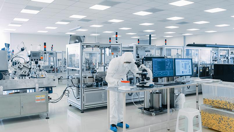 Filtracion en profundidad en industria farmaceutica