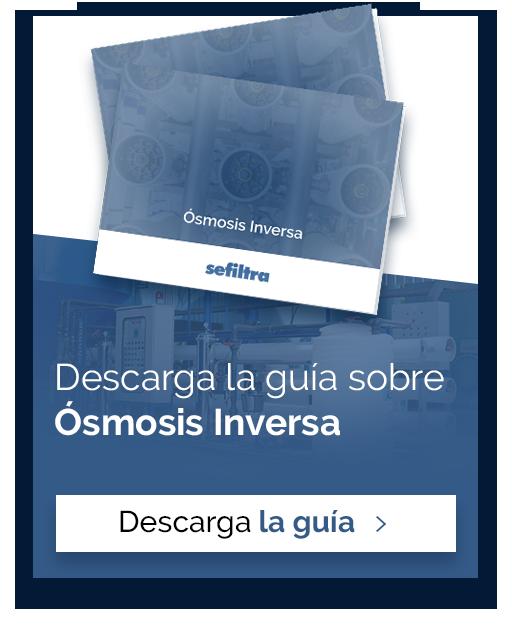 Descarga la guia sobre Osmosis Inversa desde tu movil
