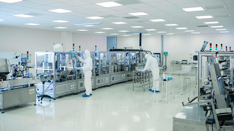 filtros esterilizantes en la industria farmaceutica y de bioprocesos